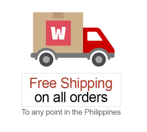 warehausa.com Pay Cash on Delivery (COD) Free shipping to anywhere in the Philippines