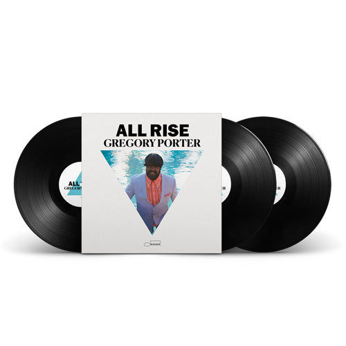 Gregory Porter | All Rise 3 LP Deluxe Audiophile Version (D2C Exclusive)