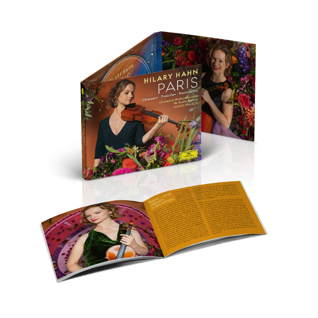 Hilary Hahn | Paris CD