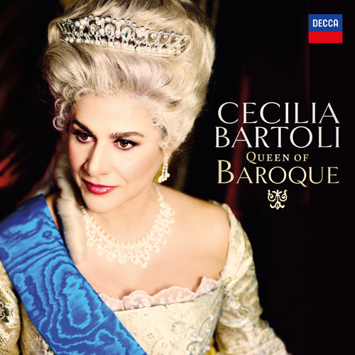 Cecilia Bartoli | Queen Of Baroque CD