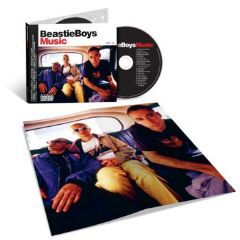 Beastie Boys - Music CD