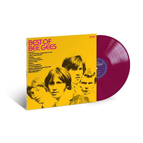 Bee Gees | Best Of Bee Gees 1LP (Limited Translucent Purple Vinyl)
