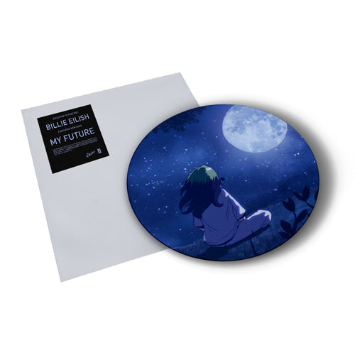 Billie Eilish - My Future 7inch Picture Disc