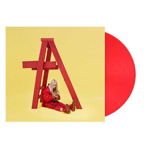 Billie Eilish | Dont Smile At Me RED VINYL