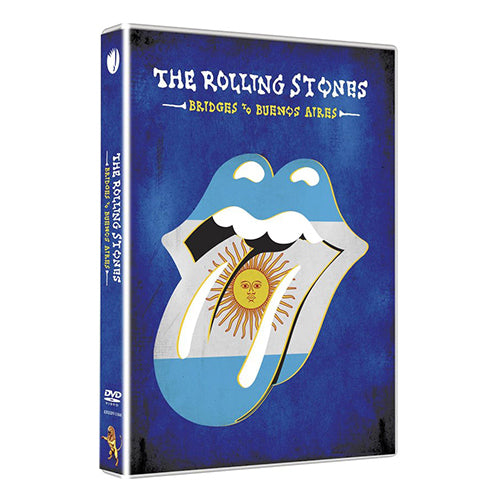 The Rolling Stones | Bridges To Buenos Aires DVD