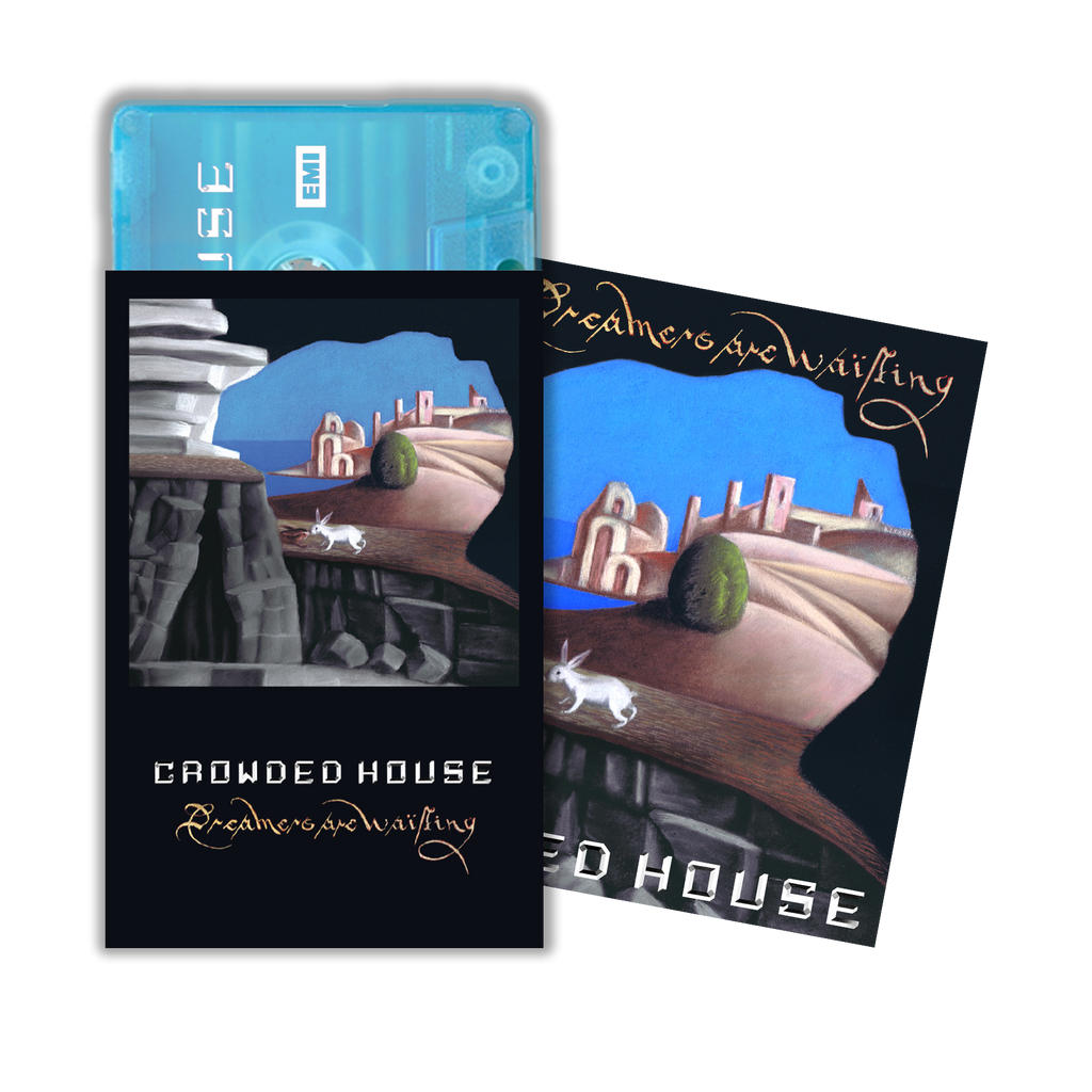 Crowded House | Dreamers Are Waiting (Cassette with Signed Art Card)