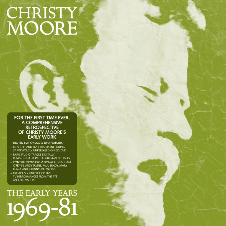 Christy Moore | The Early Years 1969-81 (2CD/DVD)