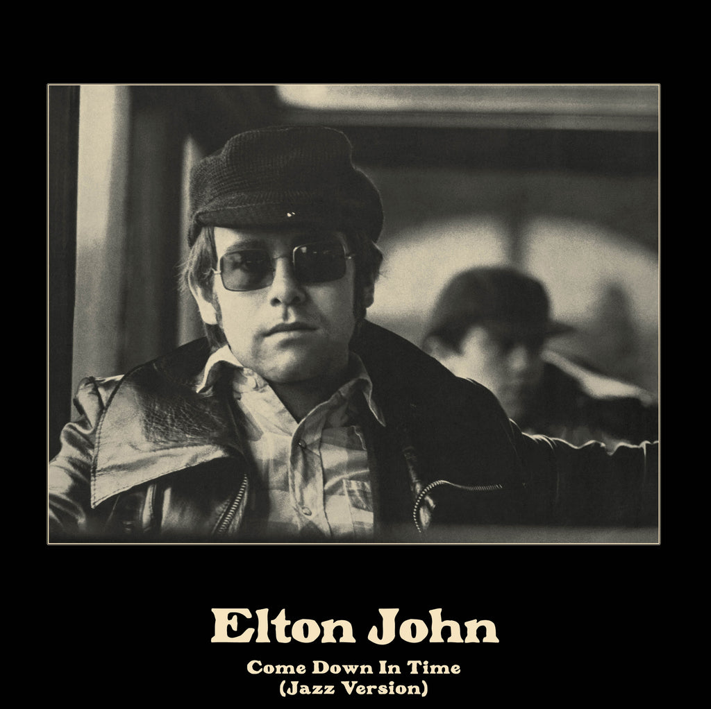 Elton John | Come Down In Time (Jazz Version/10inch Vinyl)