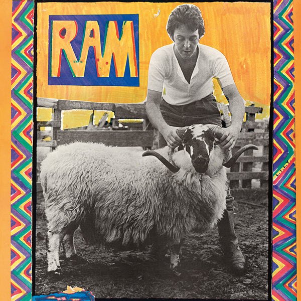 Paul and Linda McCartney | RAM (50th Anniversary Half-Speed Master Edition)