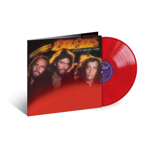 Bee Gees | Spirits Having Flown 1LP (Limited Translucent Red Vinyl)