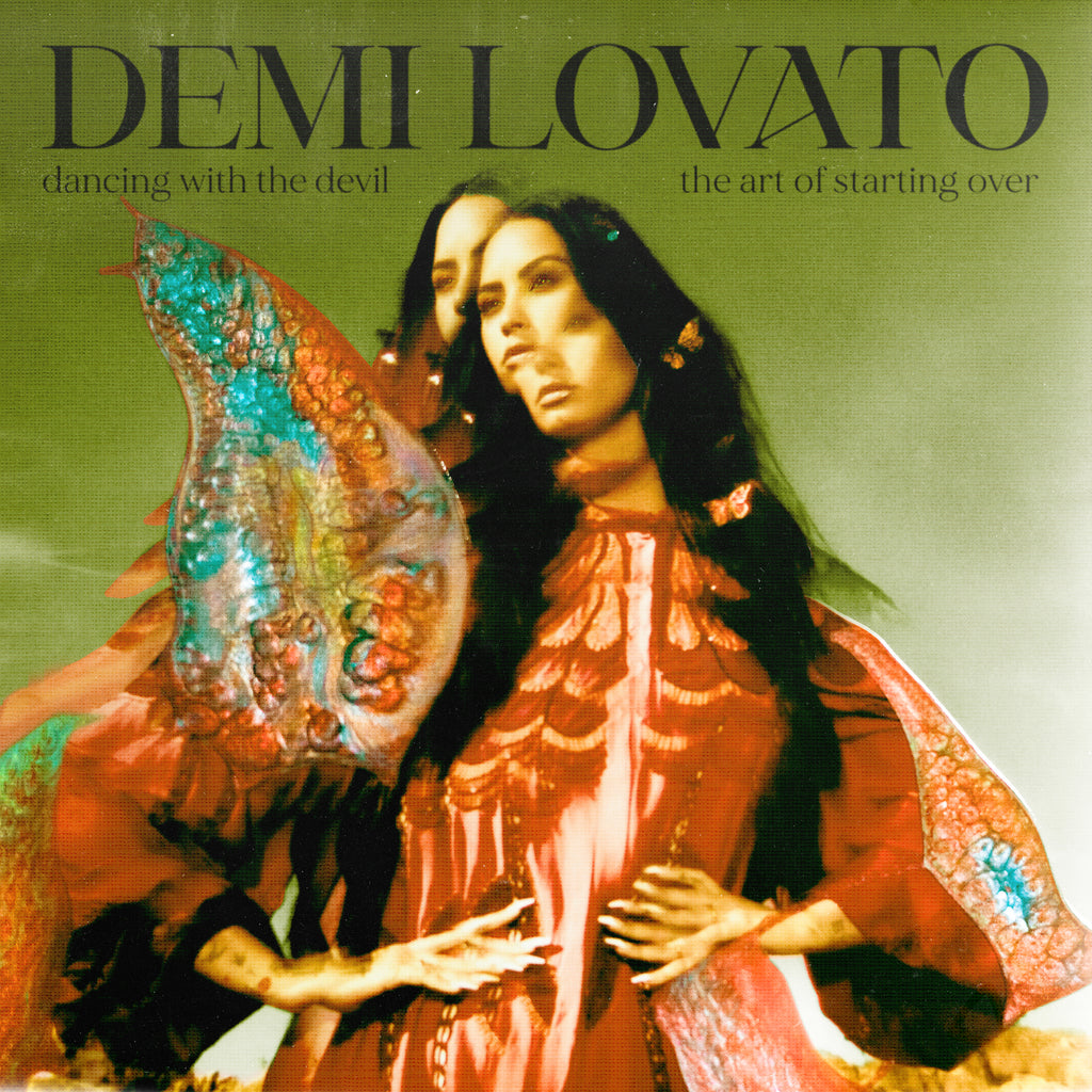 Demi Lovato | Dancing With The Devil... The Art of Starting Over Standard CD