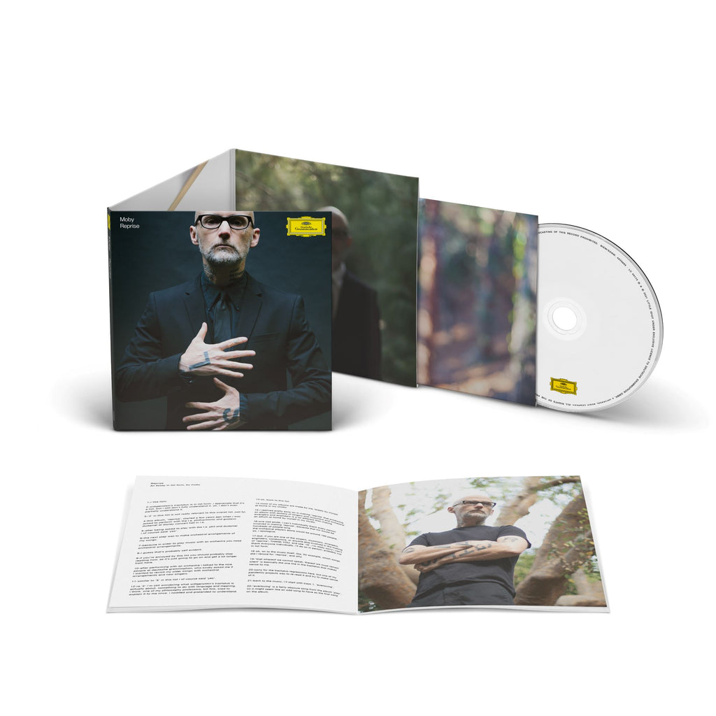 Moby | Reprise (Deluxe Limited Edition CD)