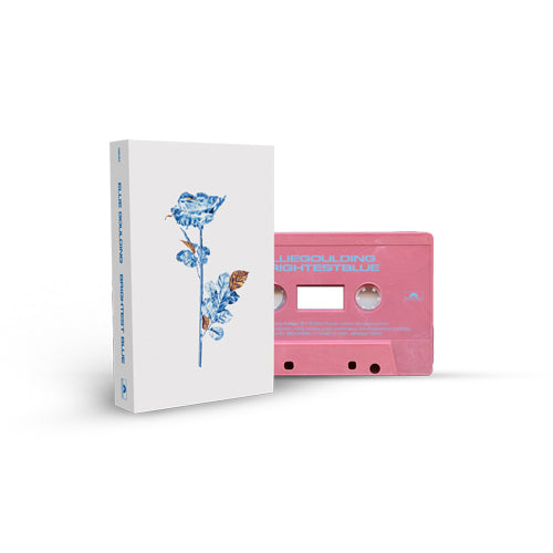 Ellie Goulding | Brightest Blue Pink Recycled Plastic Cassette (With Signed Artcard)