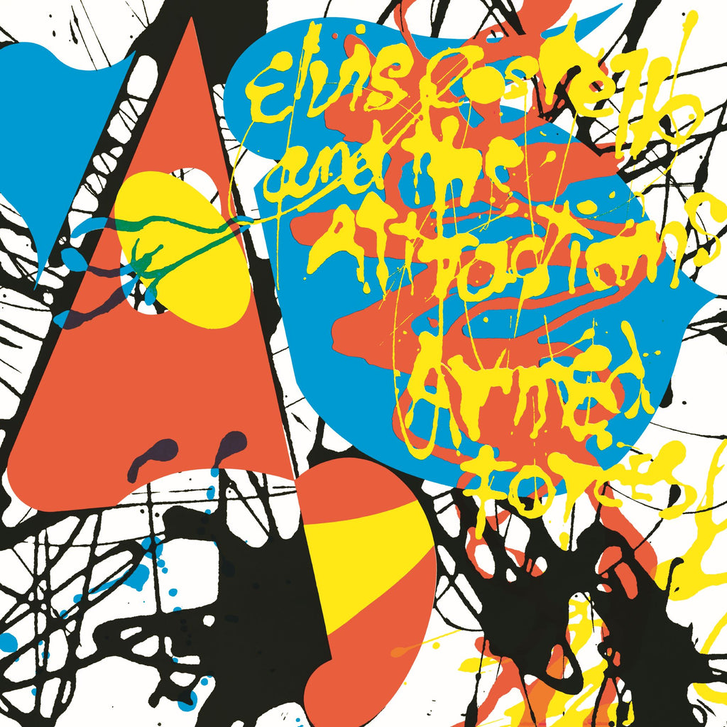 Elvis Costello - Armed Forces (Super Deluxe Edition / 9LP Coloured)
