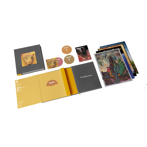 The Rolling Stones | Goats Head Soup (2020) 4CD SUPER DELUXE  BOXSET