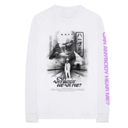 HRVY | CAHM Movie Poster Longsleeve Tee