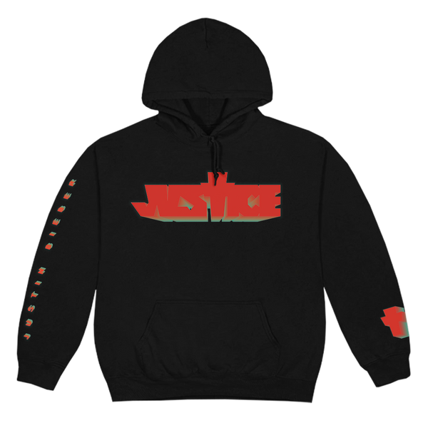 Justin Bieber | Justice Cross Hoodie 4CD Collection