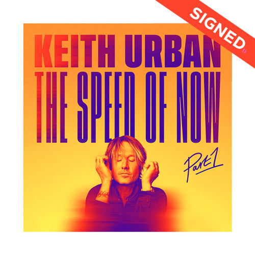 Keith Urban | THE SPEED OF NOW Part 1 CD