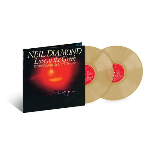 Neil Diamond | Love At The Greek 2LP