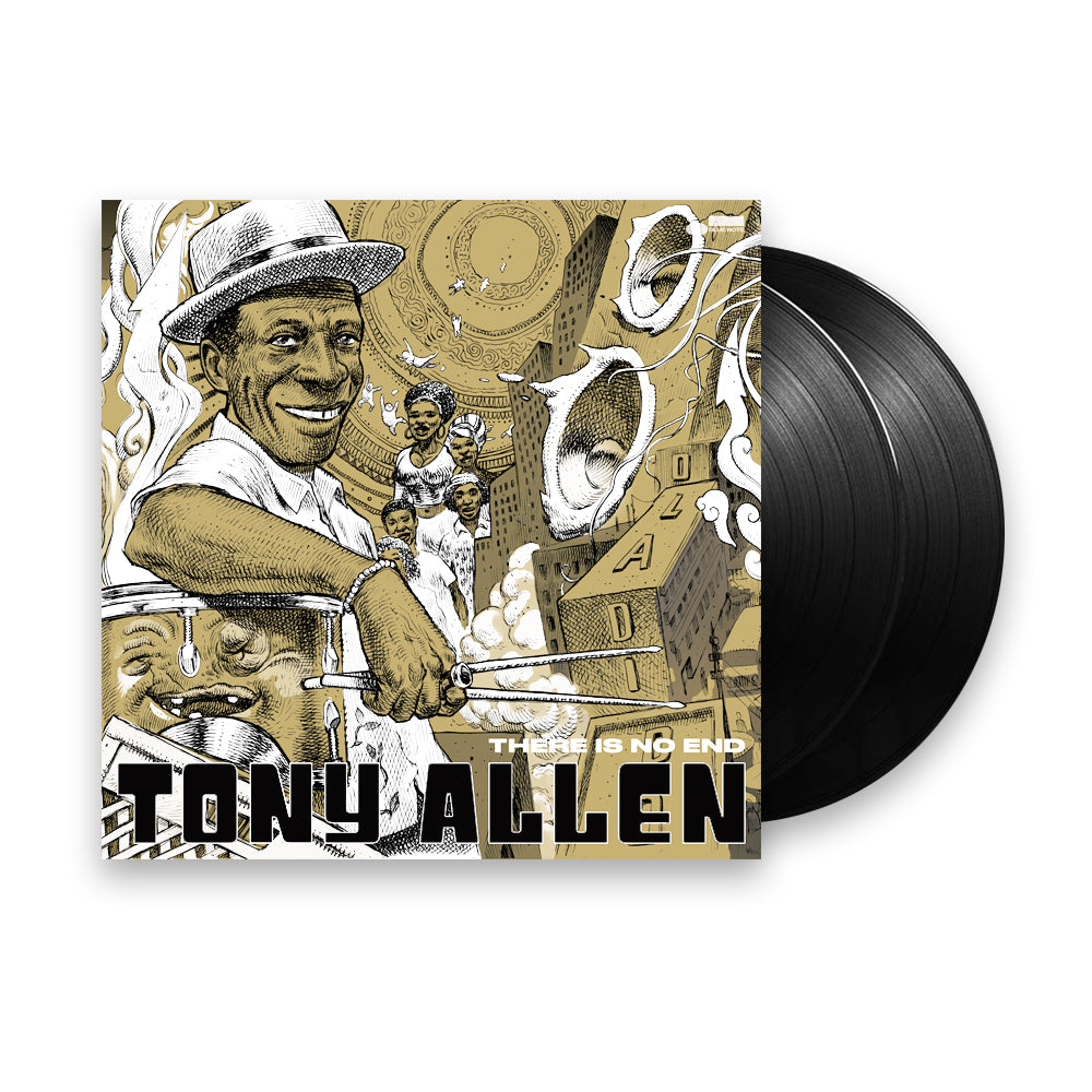 Tony Allen | There Is No End (Collectors 2LP)