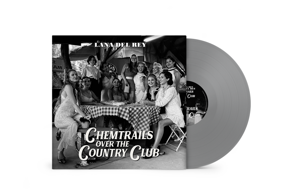 Lana Del Rey | Chemtrails Over the Country Club Exclusive Grey Vinyl