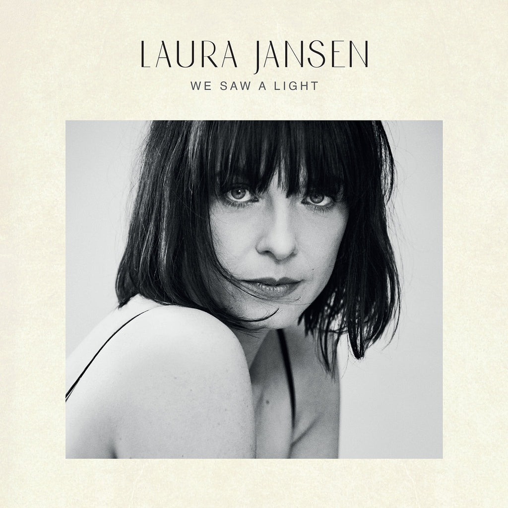 Laura Jansen | We Saw A Light (Gesigneerde CD)