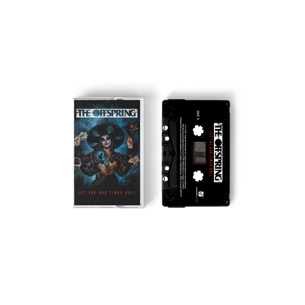 The Offspring | Let The Bad Times Roll (Cassette)