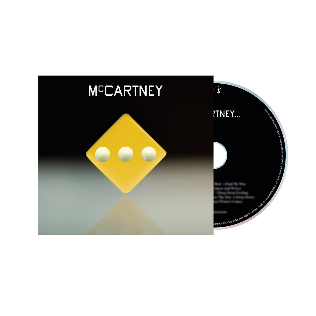 Paul McCartney | McCartney III - Deluxe Edition Yellow CD