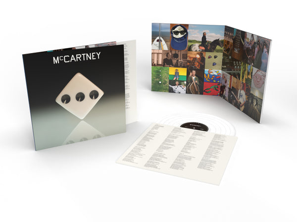 Paul McCartney | McCartney III - Exclusive White LP