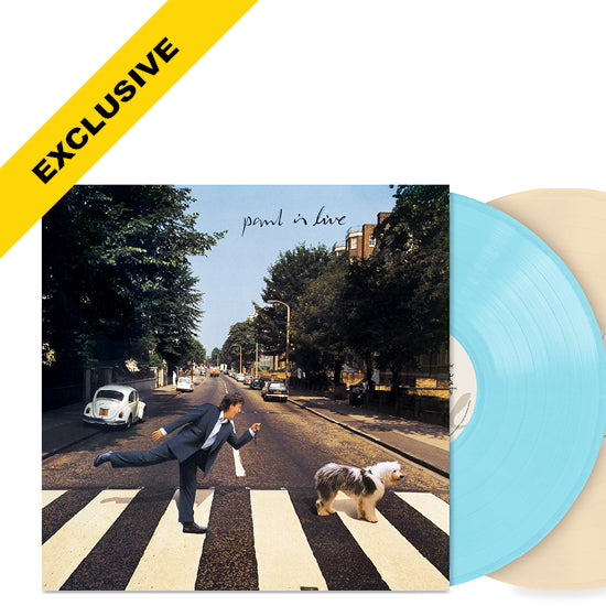 Paul McCartney | Paul Is live 2LP COLOURED VINYL