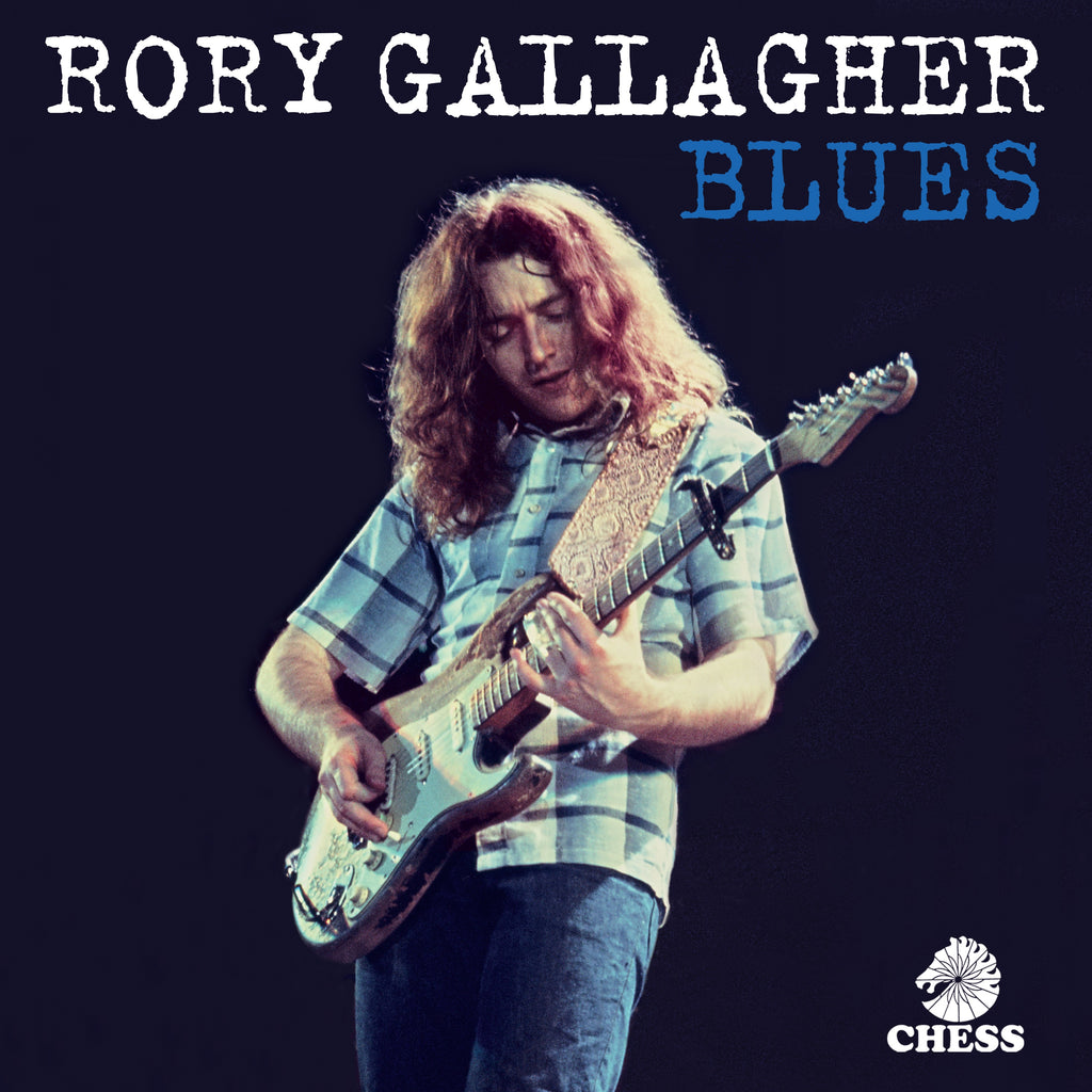Rory Gallagher | Blues 3CD