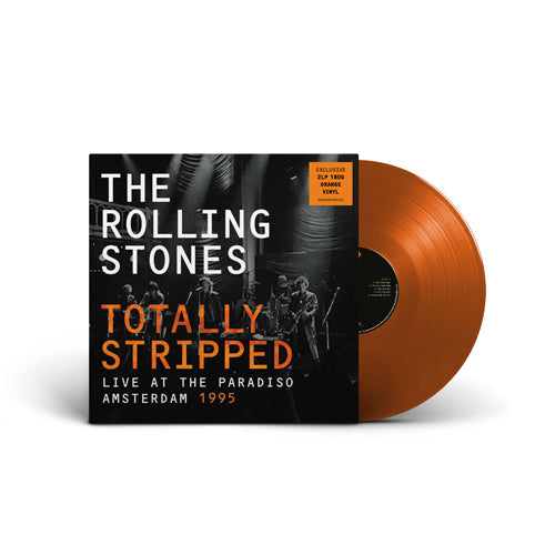 The Rolling Stones | Totally Stripped - Live At The Paradiso Amsterdam 1995 2LP Orange Vinyl (D2C Exclusive)