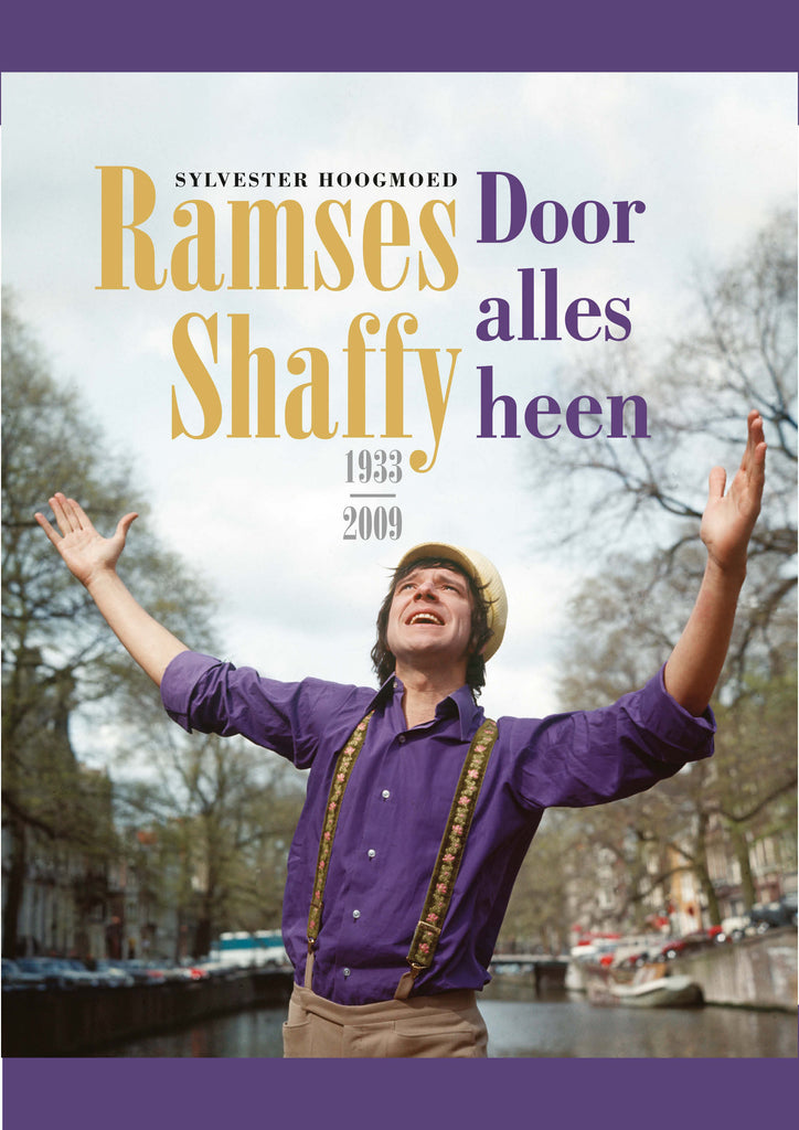 Ramses Shaffy - Door Alles Heen (Boek + 2CD)