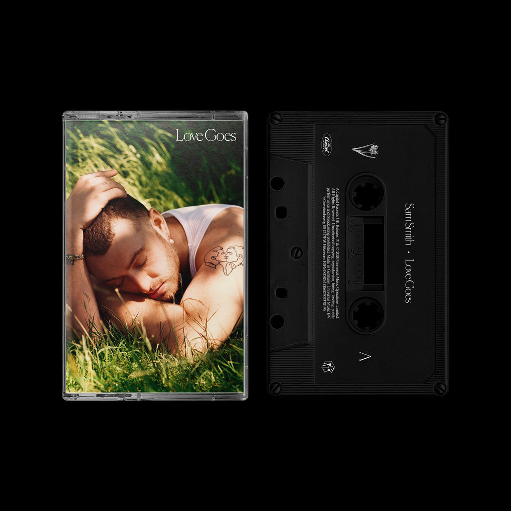 Sam Smith Love Goes CASSETTE