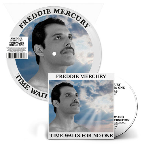 Freddie Mercury | Time Waits For No One 7