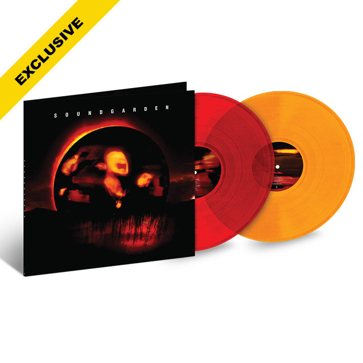 Soundgarden | Superunknown LP COLORED VINYL LIMITED EDITION