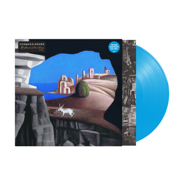 Crowded House | Dreamers Are Waiting (Standard Blue Vinyl With Signed Art Card)