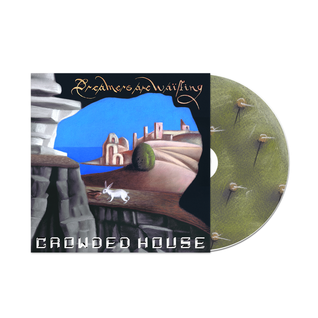 Crowded House | Dreamers Are Waiting (CD with Signed Art Card)
