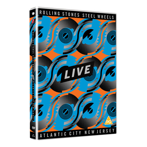 The Rolling Stones | Steel Wheels Live - DVD