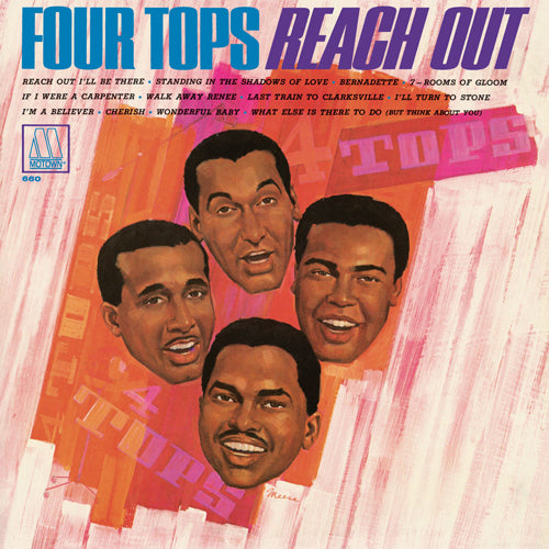 Four Tops | Reach Out 1LP