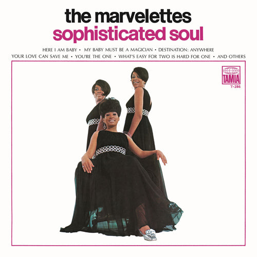 The Marvelettes | Sophisticated Soul 1LP