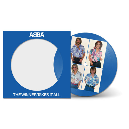 ABBA | The Winner Takes It All limited 7inch picture disc