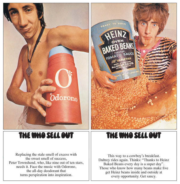 The Who | The Who Sell Out (Black Vinyl 2LP)