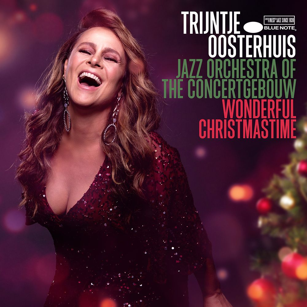 Trijntje Oosterhuis, And The  Jazz Orchestra of the Concertgebouw | Wonderful Christmastime (Gold Coloured LP)