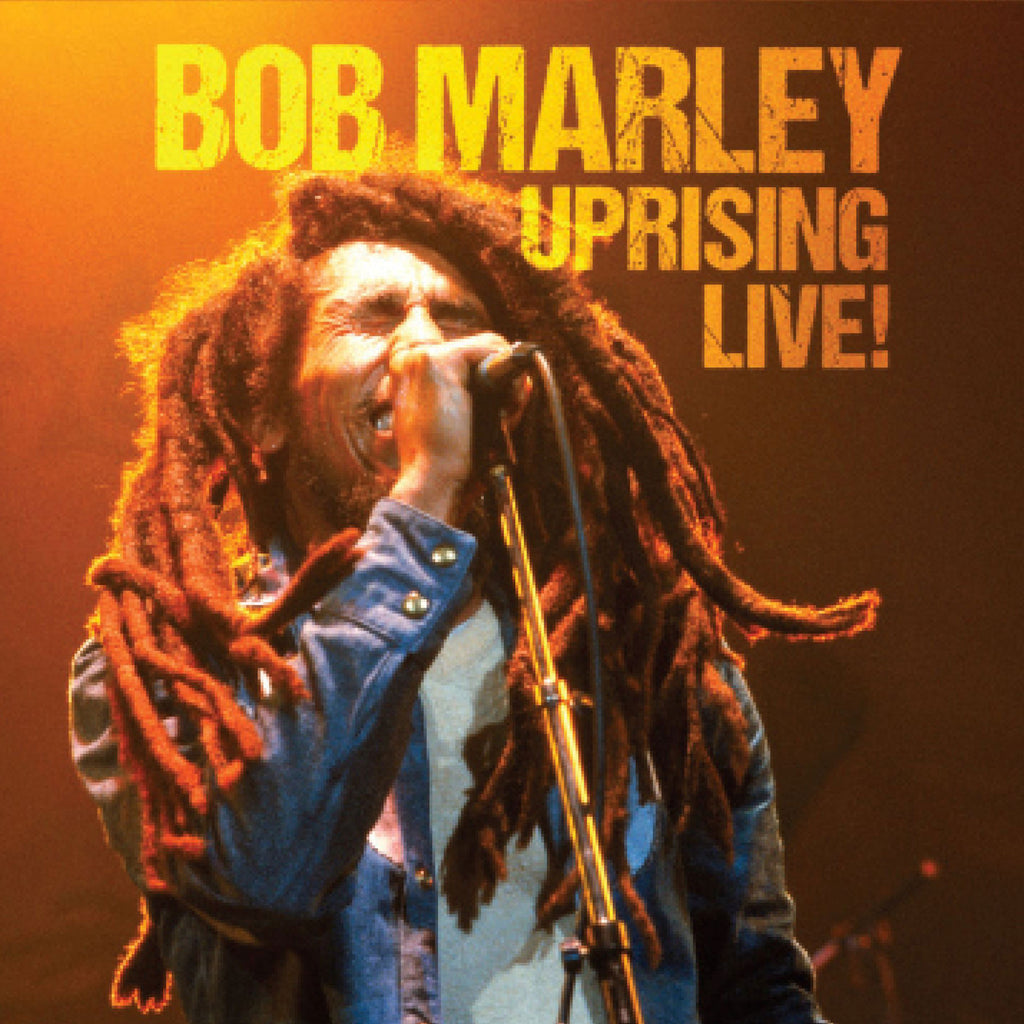 Bob Marley & The Wailers - Uprising Live (3LP)