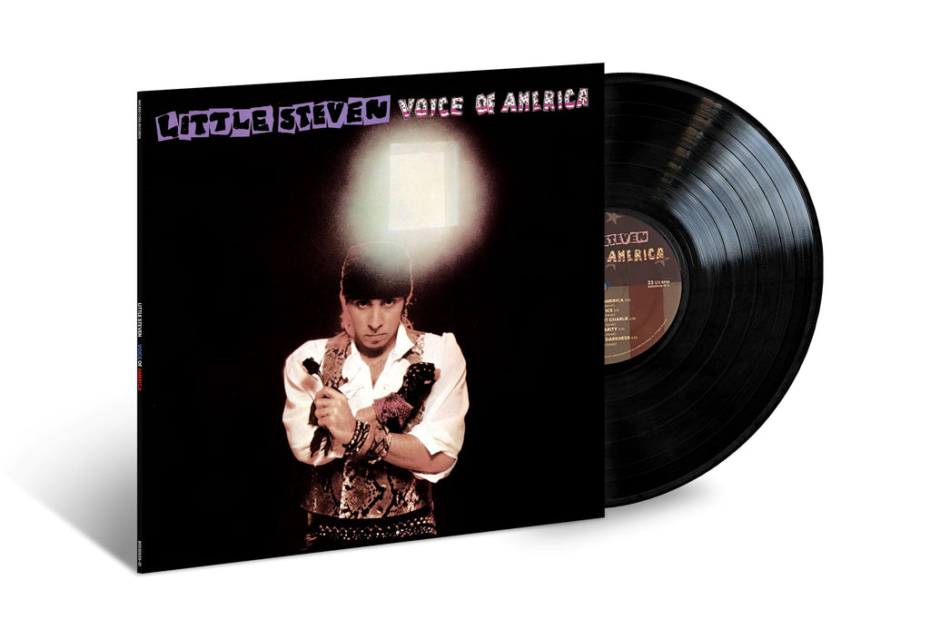 Little Steven | Voice Of America (Black Vinyl)