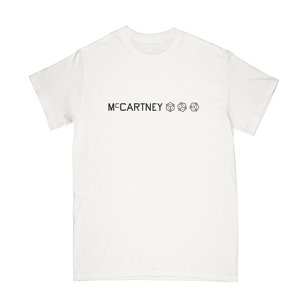 Paul McCartney | McCartney III White T-Shirt
