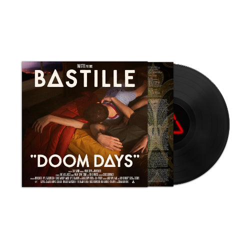 Bastille | Doom Days BLACK LP VINYL