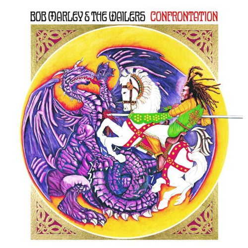 Bob Marley | Confrontation CD