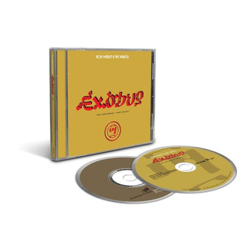 Bob Marley | Exodus 40 - The Movement Continues 2CD